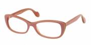 Miu Miu MU 01LV Eyeglasses Eyeglasses - LAJ1O1 Pink / Gold