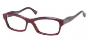 Miu Miu MU 02IV Eyeglasses Eyeglasses - PC41O1 Top Violet / Purple Marble