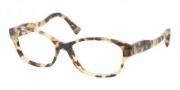 Miu Miu MU 03IV Eyeglasses Eyeglasses - 7S01O1 Medium Havana