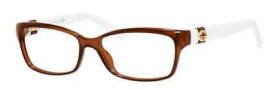 Gucci GG 3647 Eyeglasses Eyeglasses - 00YS Brown