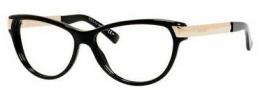 Gucci 3652 Eyeglasses Eyeglasses - 0ANW Black Gold