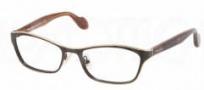 Miu Miu MU 55LV Eyeglasses Eyeglasses - NAF1O1 Gold / Brown