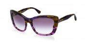 Miu Miu MU 03OS Sunglasses Sunglasses - MAO4W1 Violet Havana / Violet Gradient