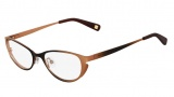 Nine West NW1003 Eyeglasses Eyeglasses - 241 Brown Ombre
