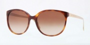 Burberry BE4146 Sunglasses Sunglasses - 331613 Havana / Brown Gradient