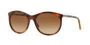 Burberry BE4145 Sunglasses Sunglasses - 331613 Havana / Brown Gradient