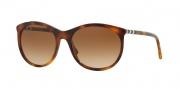 Burberry BE4145 Sunglasses Sunglasses - 331613 Havana / Brown Gradient
