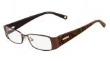 Nine West NW1014 Eyeglasses Eyeglasses - 212 Satin Brown