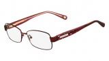 Nine West NW1021 Eyeglasses Eyeglasses - 505 Red