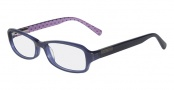 Nine West NW5001 Eyeglasses Eyeglasses - 434 Navy