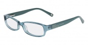 Nine West NW5003 Eyeglasses Eyeglasses - 320 Teal Blue