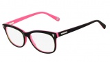 Nine West NW5006 Eyeglasses Eyeglasses - 350 Emerald / Pink
