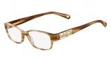 Nine West NW5030 Eyeglasses Eyeglasses - 226 Beige Horn