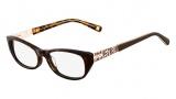 Nine West NW5033 Eyeglasses Eyeglasses - 206 Dark Tortoise