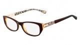 Nine West NW5033 Eyeglasses Eyeglasses - 228 Brown Tiger
