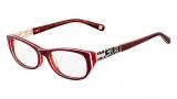 Nine West NW5033 Eyeglasses Eyeglasses - 624 Red Leopard