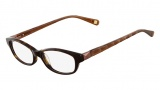 Nine West NW5035 Eyeglasses Eyeglasses - 206 Dark Tortoise