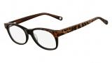 Nine West NW5036 Eyeglasses Eyeglasses - 001 Black Leopard