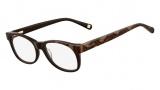 Nine West NW5036 Eyeglasses Eyeglasses - 203 Dark Brown Lizard