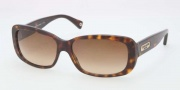 Coach HC8042 Sunglasses Sunglasses - 500113 Tortoise / Brown Gradient
