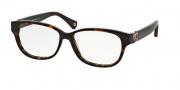 Coach HC6038 Eyeglasses Eyeglasses - 5001 Dark Tortoise