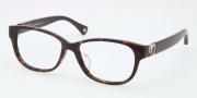Coach HC6038F Eyeglasses Eyeglasses - 5001 Dark Tortoise