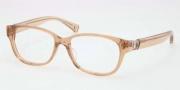 Coach HC6038F Eyeglasses Eyeglasses - 5094 Sand Beige