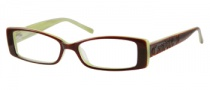 Candies C Tori Eyeglasses Eyeglasses - BRNGRN: Brown Green