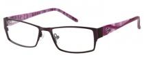 Candies C Omega Eyeglasses Eyeglasses - PL: Plum