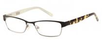 Candies C Onix Eyeglasses Eyeglasses - BLK: Matte Black