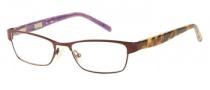 Candies C Onix Eyeglasses Eyeglasses - PL: Matte Plum