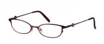 Candies C Larysa Eyeglasses Eyeglasses - BU: Burgundy