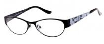 Candies C Cayla Eyeglasses Eyeglasses - BLK: Matte Black