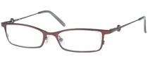 Candies C Carrie Eyeglasses Eyeglasses - BU: Burgundy