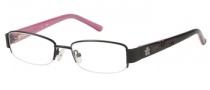 Candies C Bridget Eyeglasses Eyeglasses - BLK: Matte Black