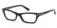 Tom Ford FT5265 Eyeglasses Eyeglasses - 001 Shiny Black