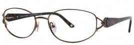 Adrienne Vittadini AV1002 Eyeglasses Eyeglasses - Brown / Tortoise