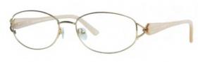 Adrienne Vittadini AV1002 Eyeglasses Eyeglasses - Gold / Oyster