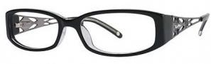 Adrienne Vittadini AV1010 Eyeglasses Eyeglasses - Black