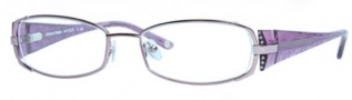 Adrienne Vittadini AV 1012 Eyeglasses Eyeglasses - Purple