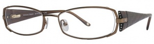 Adrienne Vittadini AV 1012 Eyeglasses Eyeglasses - Brown