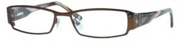 Adrienne Vittadini AV1024 Eyeglasses Eyeglasses - Matte Brown