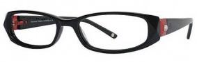 Adrienne Vittadini AV1030 Eyeglasses Eyeglasses - Black