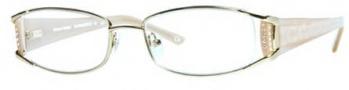 Adrienne Vittadini AV1048 Eyeglasses Eyeglasses - Gold / Oyster