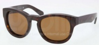 Polo PH4081P Sunglasses Sunglasses - 500353 Dark Havana / Brown