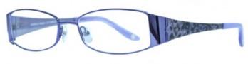 Adrienne Vittadini AV1056 Eyeglasses Eyeglasses - Purple