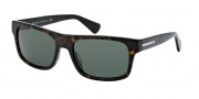 Prada PR 18PS Sunglasses Sunglasses - 2AU0B2 Havana / Green