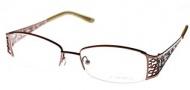 Adrienne Vittadini AV1058 Eyeglasses Eyeglasses - Brown