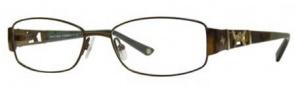 Adrienne Vittadini AV1060 Eyeglasses Eyeglasses - Brown