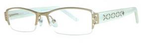 Adrienne Vittadini AV1064 Eyeglasses Eyeglasses - Gold